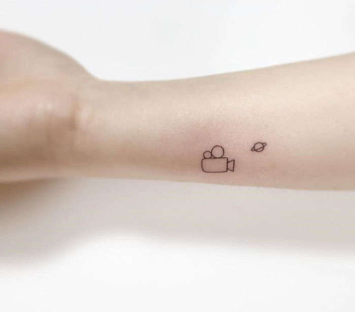 Minimalist Tattoos By Playground Tattoo