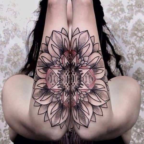True Mind Boggling Mandala Tattoo For Both Forearm