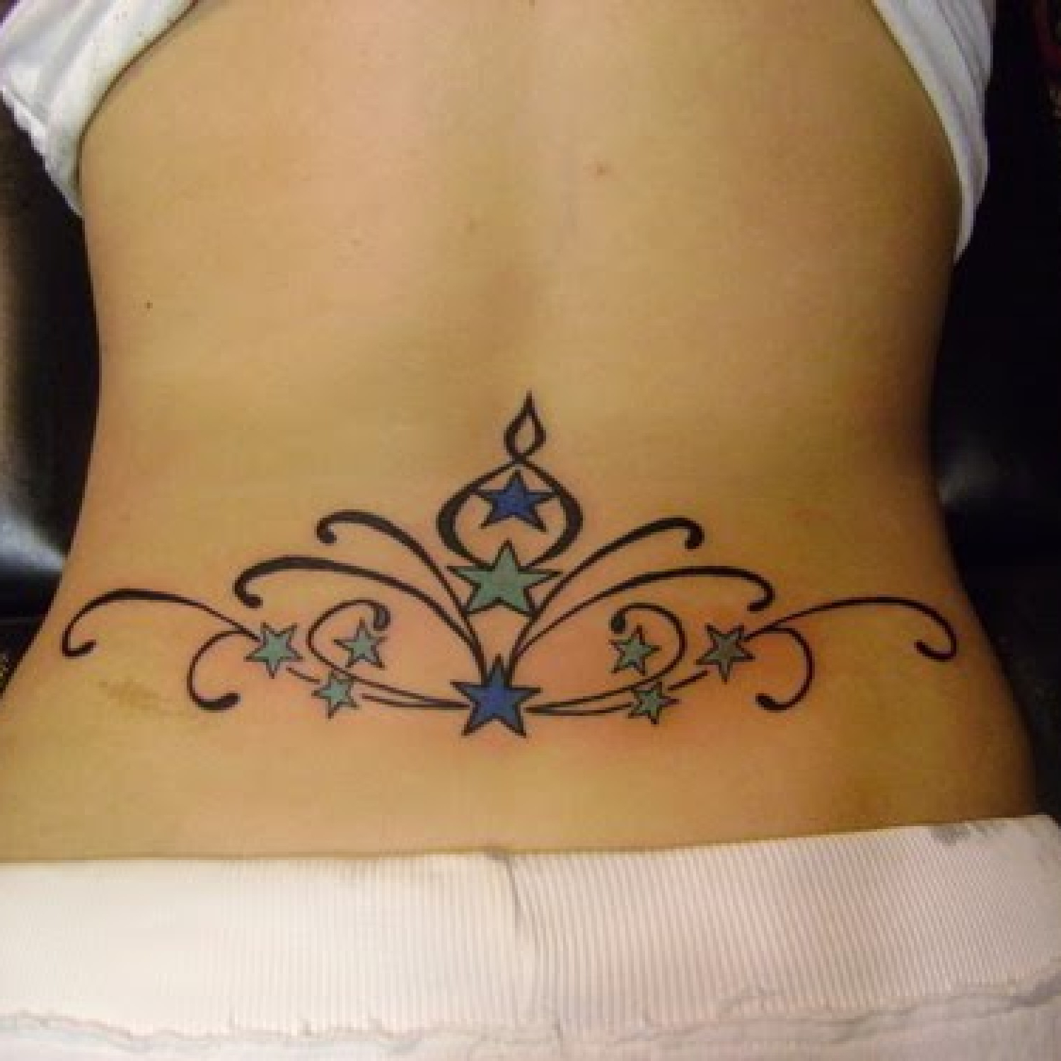Girl Lower Back Tattoo Designs 30 Awesome Lower Back Tattoos For Girls   Tattoo Collections